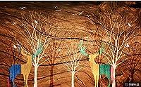 写真の壁紙北欧の木目の背景の壁リビングルームの壁の芸術の壁の装飾の家の装飾のための大きな壁壁画シリーズの壁紙-196.8x118.1inch/500cmx300cm