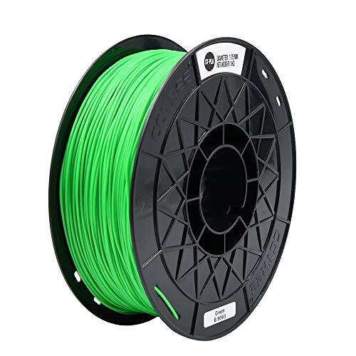 CCTREE 3D Printer PLA 1.75mm Filamenti per stampanti 3D For Creality CR-10,10S Anet Makerbot 3D Printer 1kg Net Weight,Green