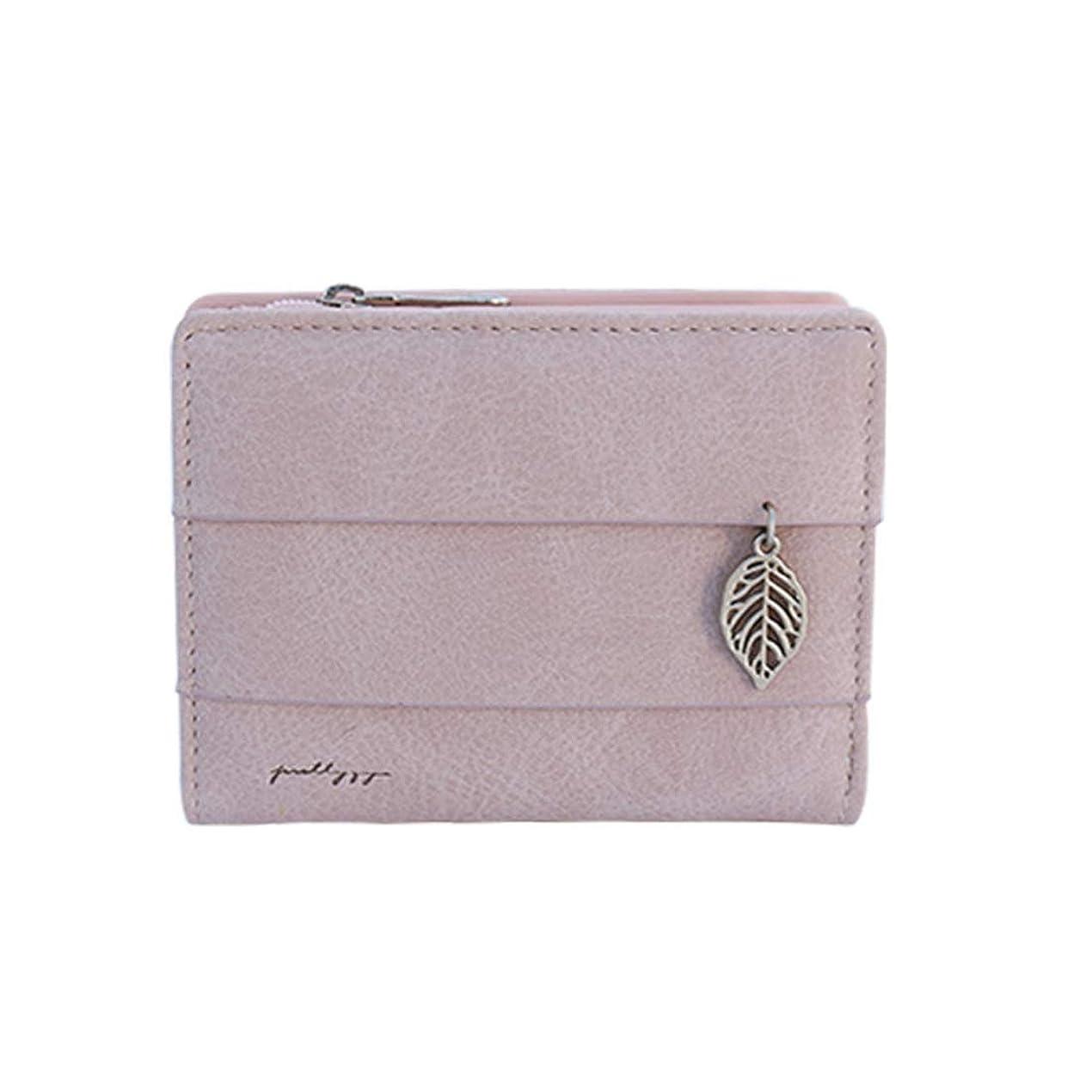 キッチンワゴン加入財布 二つ折り財布 レディース ファスナー付き 軽量  おしゃれ 可愛い カード入れ 誕生日 ウォレット 感謝の日 プレゼント シンプル ワイドレッド ピンク ブルー グレー