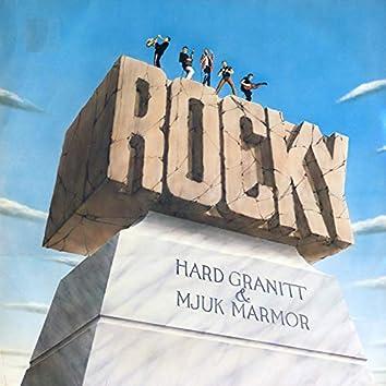 Hard Granitt & Mjuk Marmor