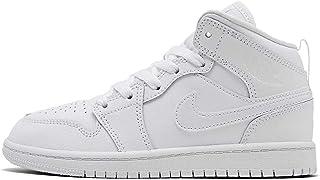Nike Boys' Jordan 1 Mid (Ps) Basketball Shoe