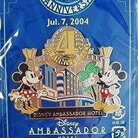 アンバサダーホテル 4周年記念 ピンバッジ