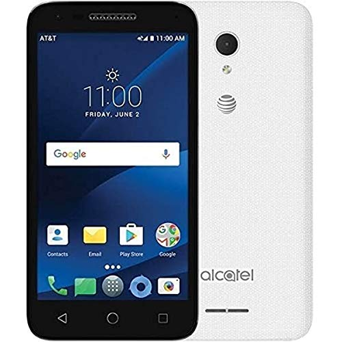Alcatel CameoX 4G LTE Unlocked 5044R 5 inch 16GB USA Latin & Caribbean Bands Android 7.0