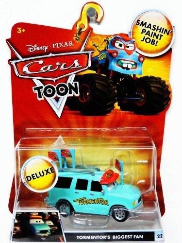 Disney / Pixar Cars TOON 155 Die Cast Car Oversized Vehicle Tormentors Biggest Fan by