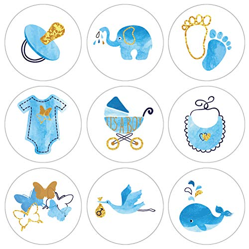 whale baby shower favors - 6