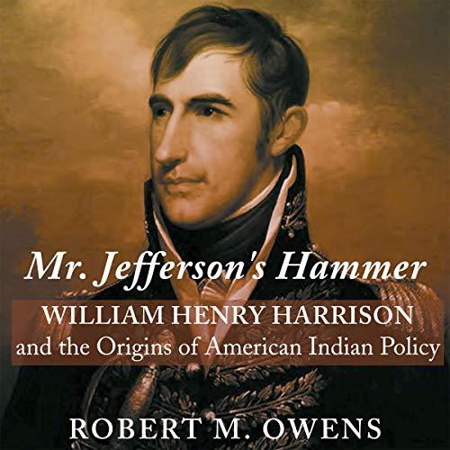 Mr. Jefferson's Hammer audiobook cover art