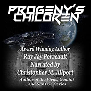 Progeny's Children audiobook cover art