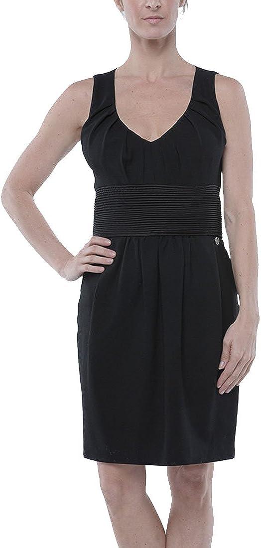 ROBERTO CAVALLI - Ruffled Dress Black