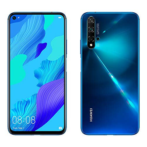 Huawei Nova 5t Crush Blue 6.26' 6gb/128gb Dual Sim