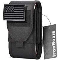 IronSeals Double Capacity Phone Holster