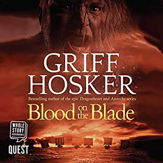 Blood on the Blade     New World, Book 1              By:                                                                                                                                 Griff Hosker                               Narrated by:                                                                                                                                 Marston York                      Length: 9 hrs and 25 mins     Not rated yet     Overall 0.0