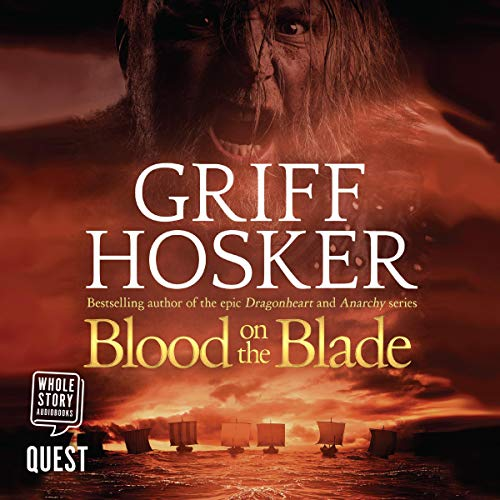 Blood on the Blade cover art