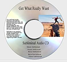 Get what you Really Want- Law of Attraction Subliminal CD
