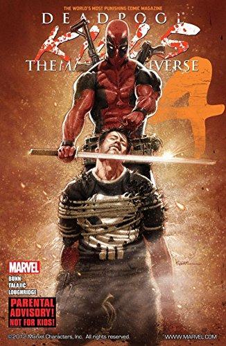 Deadpool Kills the Marvel Universe #4 (of 4) (English Edition)