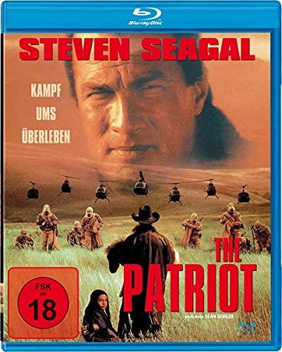The Patriot - Kampf ums Überleben (uncut & in HD neu abgetastet) [Blu-ray]