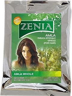 Zenia Dry Whole Amla Gooseberry Ayurvedic Hair Treatment 500 grams
