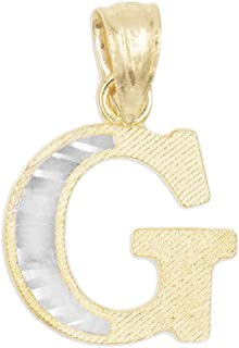 Best two tone gold angel pendant Reviews