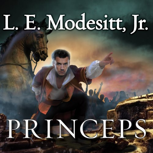 Princeps audiobook cover art