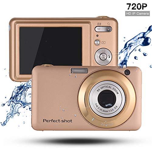 Review SONADY HD Digital Camera, 200,000 High-Definition Pixels 2.7-Inch 5X Optical Zoom Macro Camer...