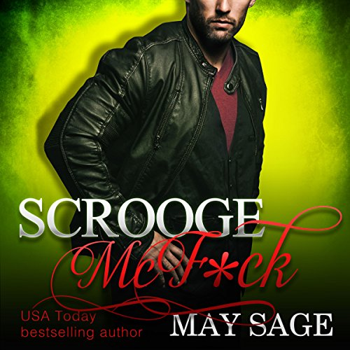 Scrooge McF--k audiobook cover art