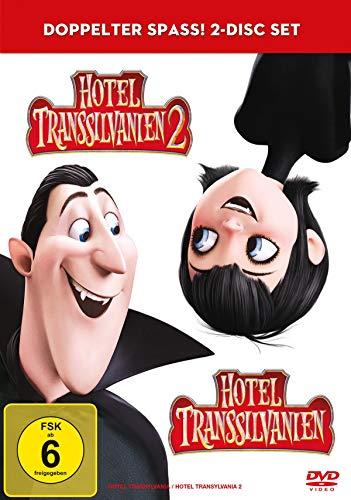 Hotel Transsilvanien / Hotel Transsilvanien 2 [2 DVDs]