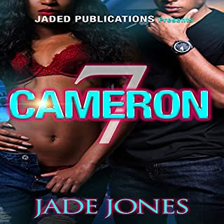 Cameron 7 audiobook cover art