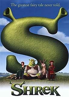 Shrek POSTER Movie (11 x 17 Inches - 28cm x 44cm) (2001) (Style B)