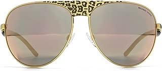 Sunglasses MK 1006 1057R5 Black Gold Leopard/Black 62MM