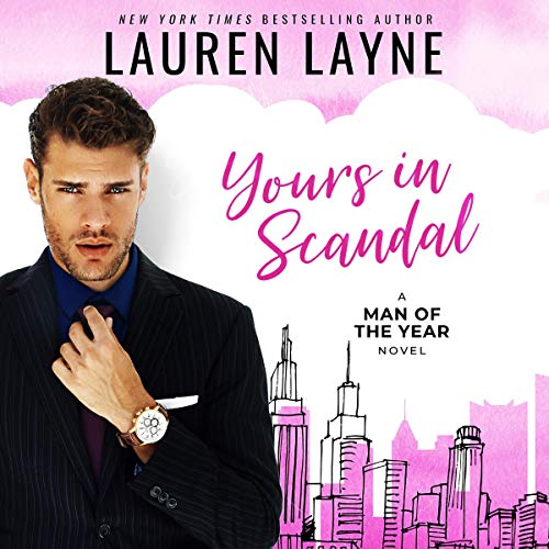 Yours in Scandal audiobook cover art