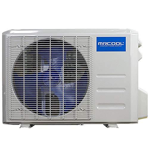 18k BTU 16 SEER MrCool DIY Ductless Heat Pump...