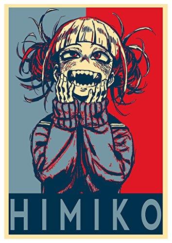 Instabuy Poster My Hero Academia Propaganda Himiko - A3 (42x30 cm)
