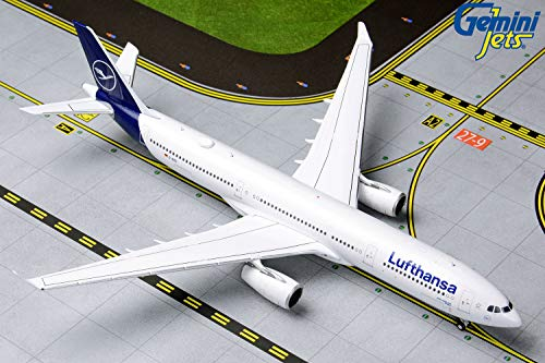 Gemini GJDLH1831 Lufthansa Airbus A330-300 D-Aiko Scale 1:400 | Neue Lufthansa LACKIERUNG |