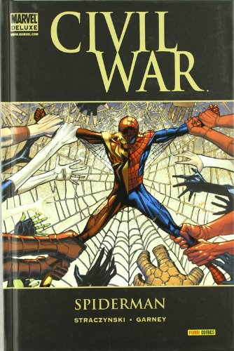 Civil War. Spiderman