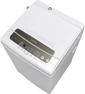 アイリスオーヤマ 全自動洗濯機 一人暮らし 5kg 簡易乾燥機能付き IAW-T501
