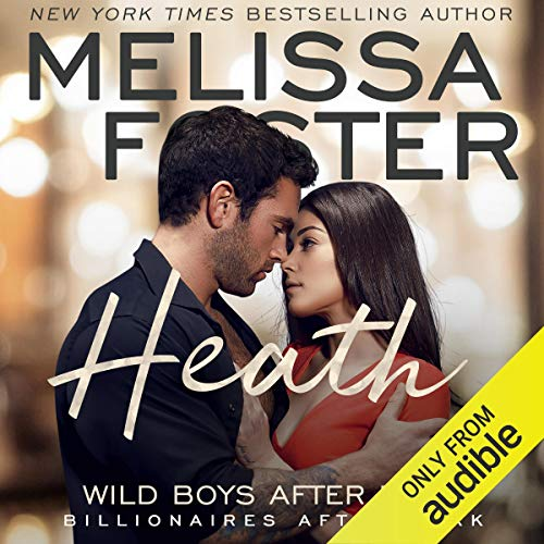 Wild Boys After Dark: Heath cover art