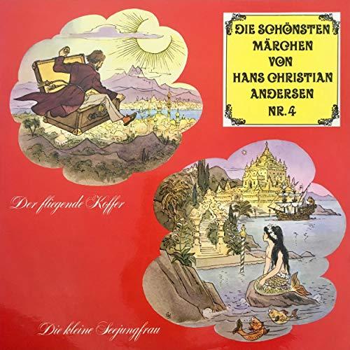 Der fliegende Koffer / Die kleine Seejungfrau cover art