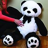 YesbearsMini Giant Panda 40 Inches