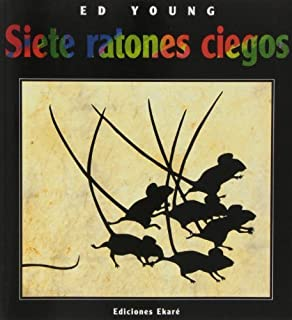 By Ed Young Siete ratones ciegos / Seven Blind Mice (Spanish Edition) (Tra) [Paperback]