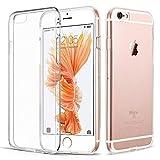 Vkaiy Coque iPhone 6 Plus/ Coque iPhone 6S Plus, [Liquid Crystal] Ultra Fine TPU Silicone [Crystal...