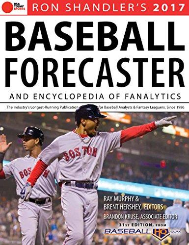 2017 Baseball Forecaster: & Encyclopedia of Fanalytics: & Encyclopedia of Fanalytics