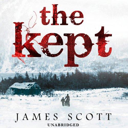 The Kept audiobook cover art