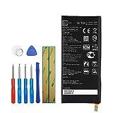 Upplus E-YIIVIIL BL-T24 - Batería de repuesto compatible con LG X Power LS755, K220Z, K220Y,...