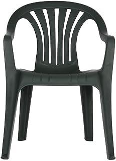 Amazon.es: silla jardin verde
