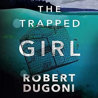 Page de couverture de The Trapped Girl
