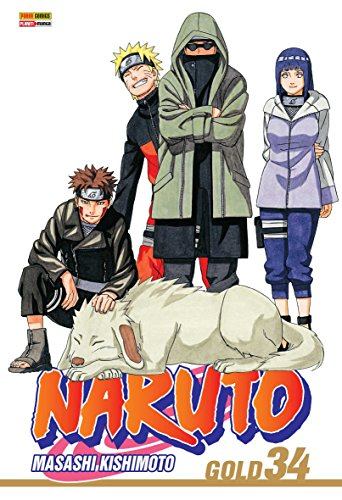 Naruto Gold Volume 34