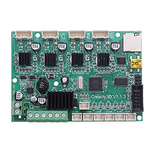 Busirsiz Modulplatine 24V Ender-3 3D-Drucker Mainboard Controller Board Monitor Zubehör