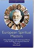 Maestros Espirituales Europeos: Esquemas Para El Despertar [DVD]: Rare Dialogues with 14 European Masters on the Teachings of Sri Ramana Maharshi.