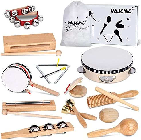Top 10 Best musical instruments drums for kids ages 5-9 Reviews