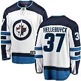 ZKLHH NHL Herren Sweatshirts Jet Trikots 26 Wheeler 29 Laine 33 Byfuglien Eishockey Trikots Atmungsaktive Langarm Sportswear