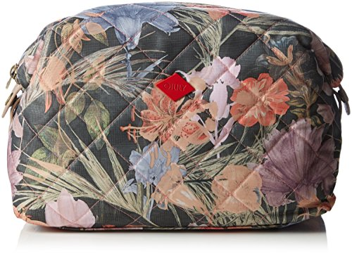 Oilily Damen FF M Toiletry Bag Kosmetiktäschchen, Braun (Fig 912), 25x16x10 cm